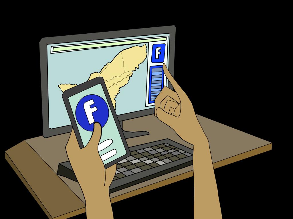 Capacitación en redes sociales y elaboración de material audiovisual