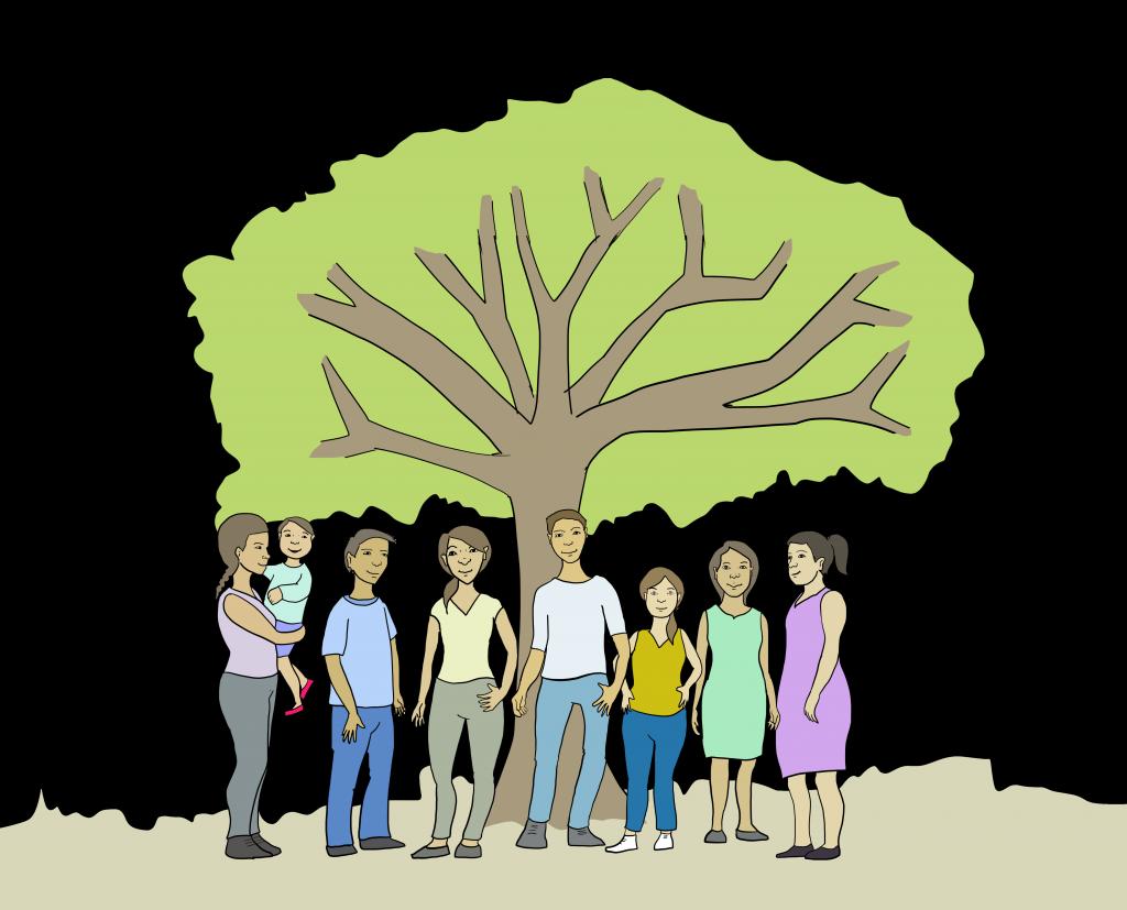 Población organizada gestiona recursos para hacer frente al cambio climático y vivir seguros