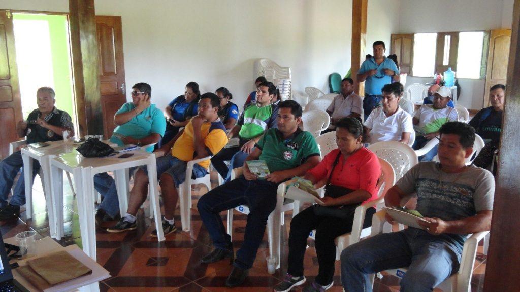 Oxfam e IPDRS dan inicio al Proyecto Apoyo a las comunidades indígenas de la Amazonía boliviana para adaptarse al cambio climático.