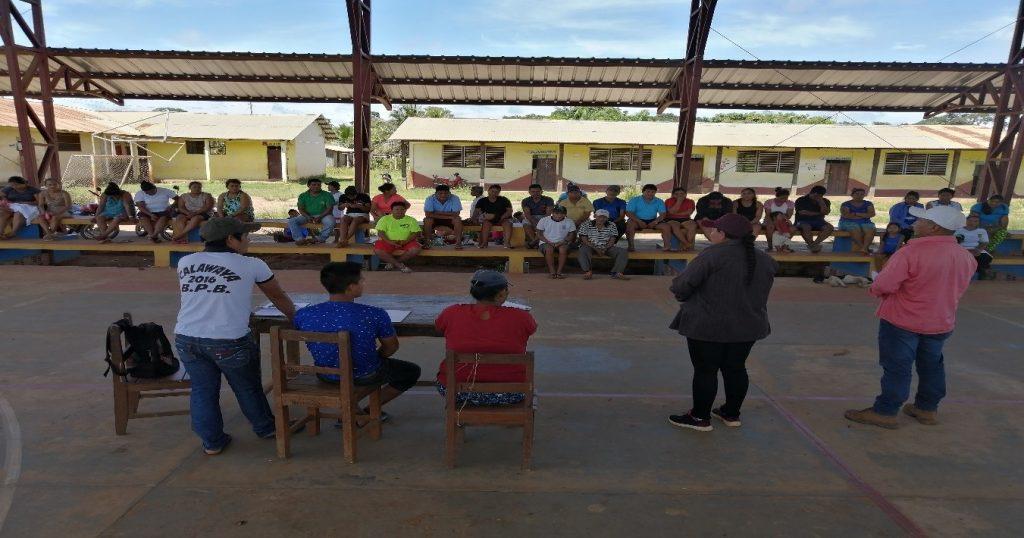 Comunidad Batraja y el Instituto para el Desarrollo Rural de Sudamérica firman convenio