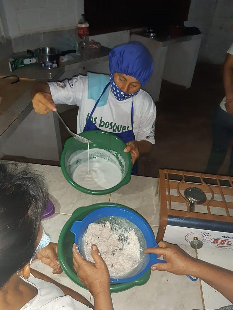 Inició Curso de Fortalecimiento de capacidades en transformación de frutos amazónicos